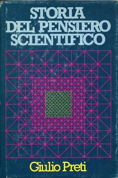 Storia del pensiero scientifico
