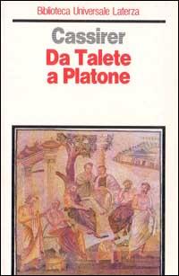 Da Talete a Platone