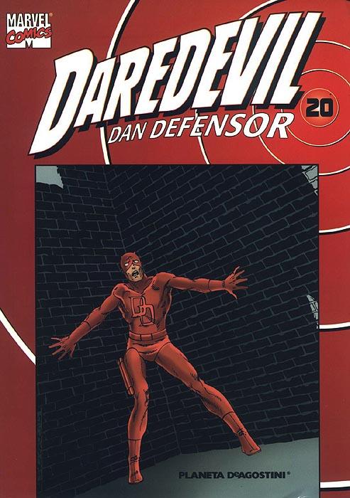 Coleccionable Daredevil/Dan Defensor Vol.1 #20 (de 25)