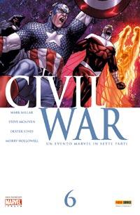 Civil War n. 6 (di 7...