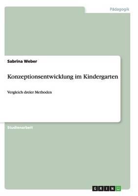 Konzeptionsentwicklung im Kindergarten
