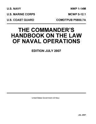 Navy Warfare Publication Nwp 1-14m Mcwp 5-12.1 Comdtpub P5800.7a