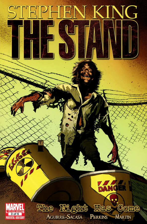 The Stand: The Night Has Come n.3