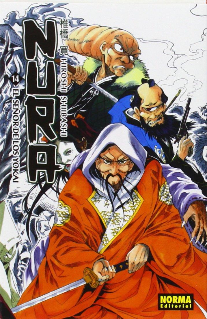Nura, el señor de los Yokai #14