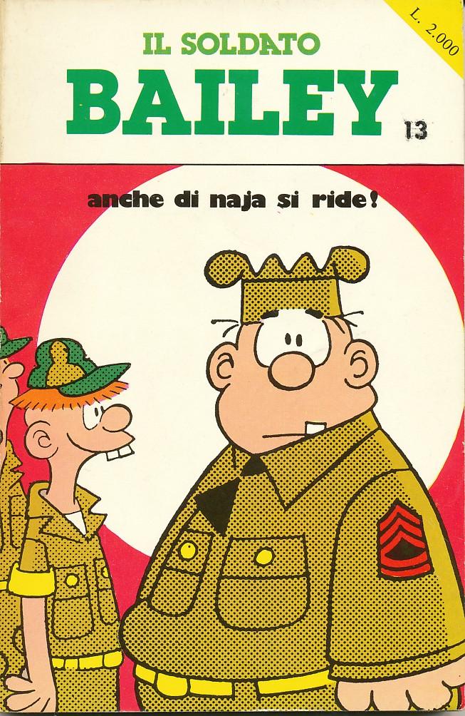 Il soldato Bailey