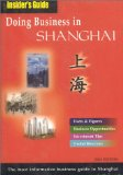 Doing Business in Shanghai, 2003.