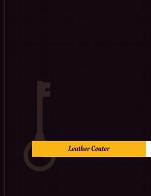 Leather Coater Work Log