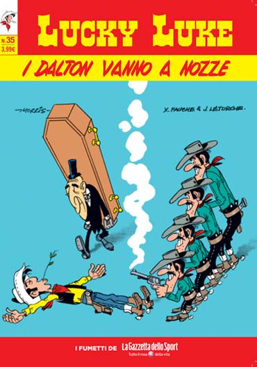 Lucky Luke n. 35