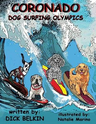 Coronado Dog Surfing Olympics