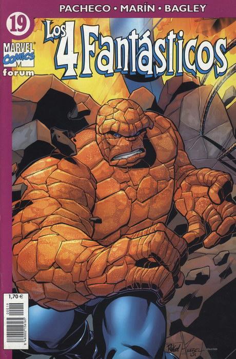 Los 4 Fantásticos Vol.4 #19 (de 24)