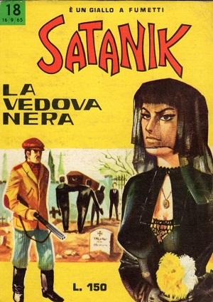 Satanik n. 18