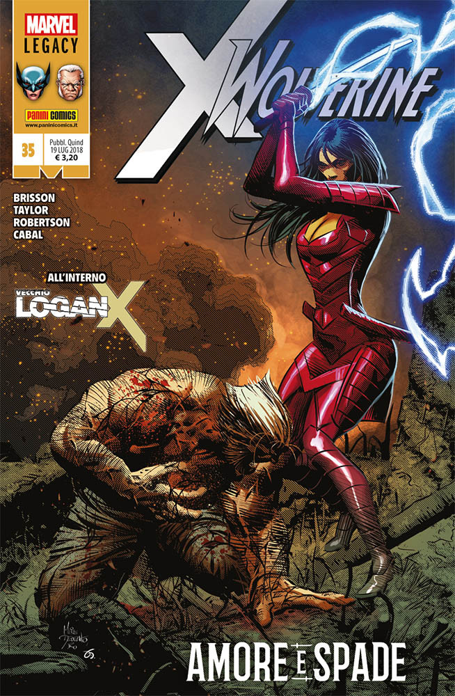 Wolverine n. 361