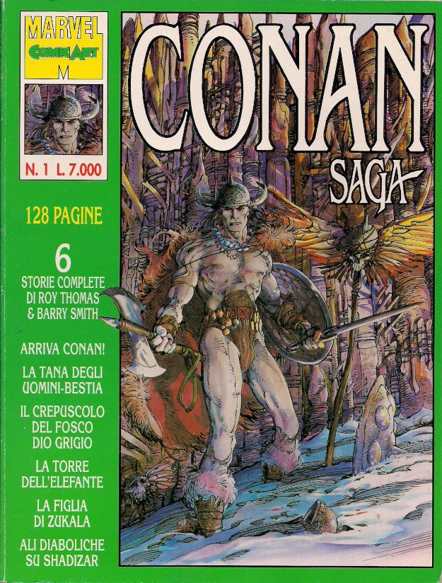 Conan Saga n. 1