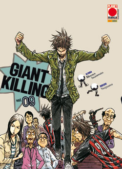 Giant Killing vol. 9