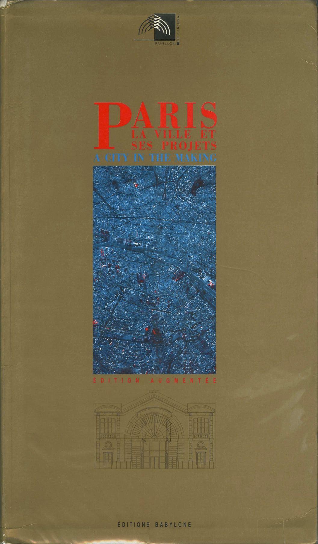 Paris, la ville et s...