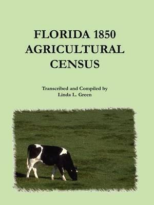 Florida 1850 Agricultural Census