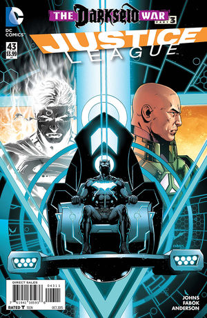 Justice League Vol.2 #43