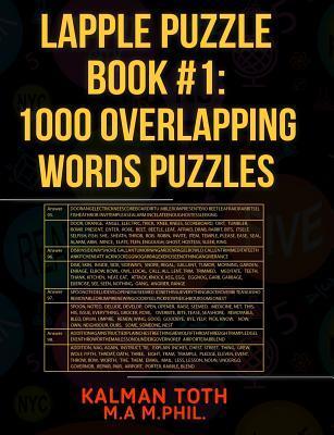 Lapple Puzzle Book 1