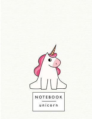 Notebook unicorn
