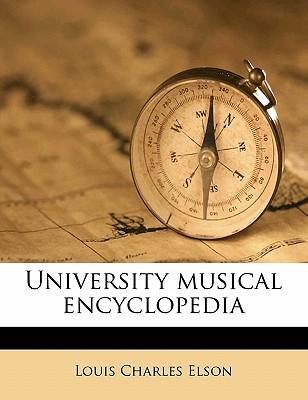 University Musical Encyclopedia