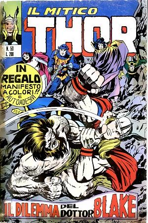 Il Mitico Thor n. 50