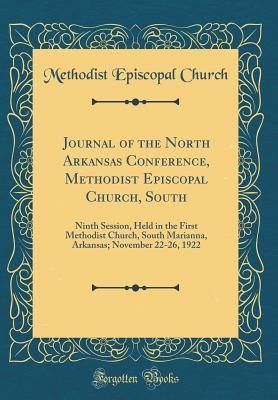 Journal of the North Arkansas Conference, Methodist Episcopal Church, South