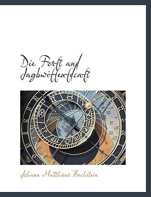 Die Forft and Jagbwiffenfdcaft
