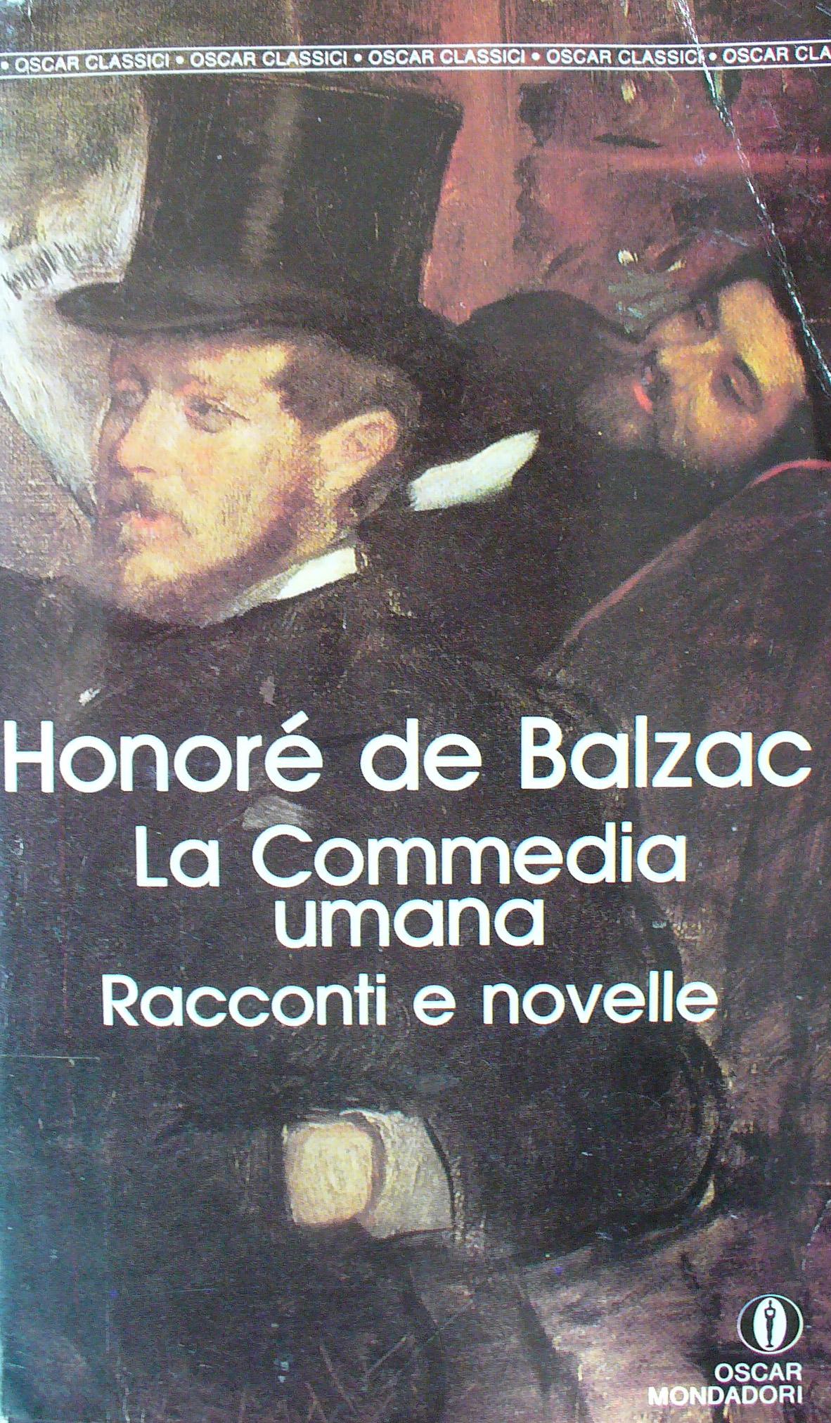La commedia umana - Racconti e novelle [2]