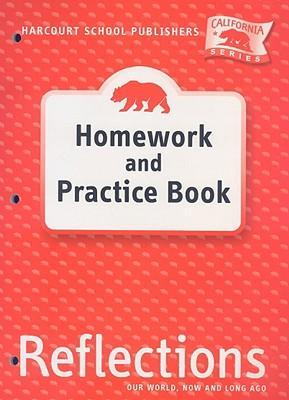 Reflections, Grade K Homework & Practice Book