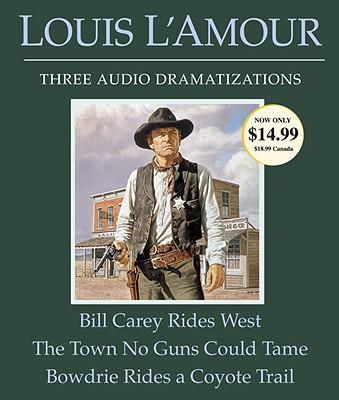 Bill Carey Rides Wes...