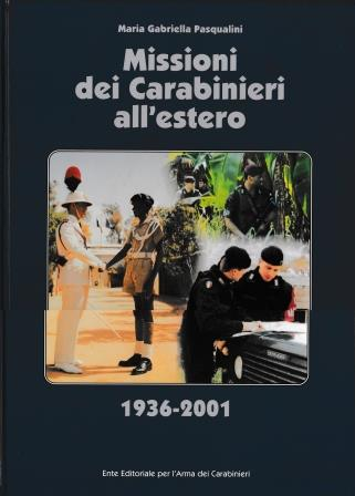 Missioni dei carabinieri all'estero (1936-2001)