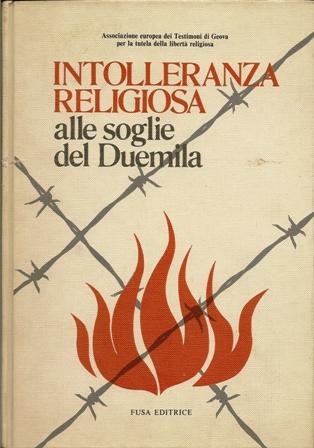 Intolleranza religiosa alle soglie del Duemila