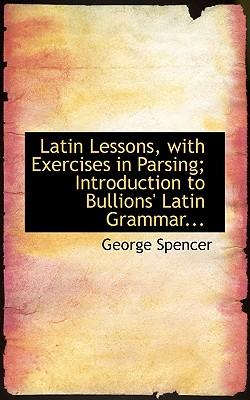 Latin Lessons, With ...