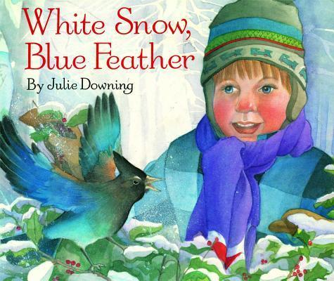 White Snow, Blue Feather