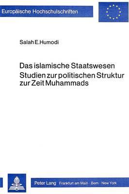 Das islamische Staatswesen