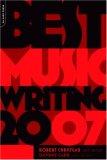 Best Music Writing 2...