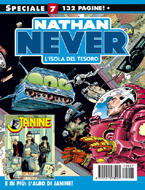 Speciale Nathan Never n. 7