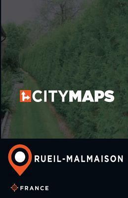 City Maps Rueil-malmaison, France