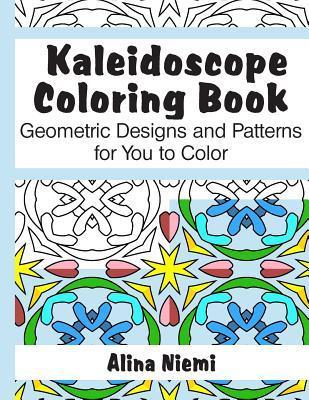 Kaleidoscope Coloring Book