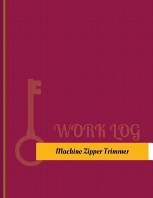 Machine Zipper Trimm...