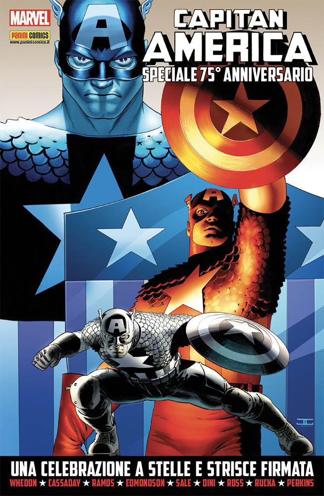 Capitan America: Spe...