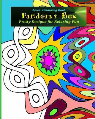 Pandora's Box Adult Colouring Book