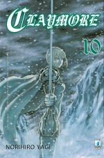 Claymore vol. 10
