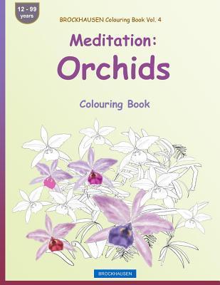 BROCKHAUSEN Colouring Book Vol. 4 - Meditation