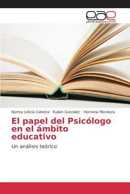 El papel del Psicólogo en el ámbito educativo