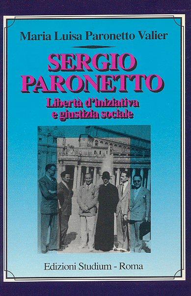 Sergio Paronetto