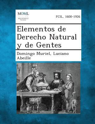 Elementos de Derecho Natural y de Gentes
