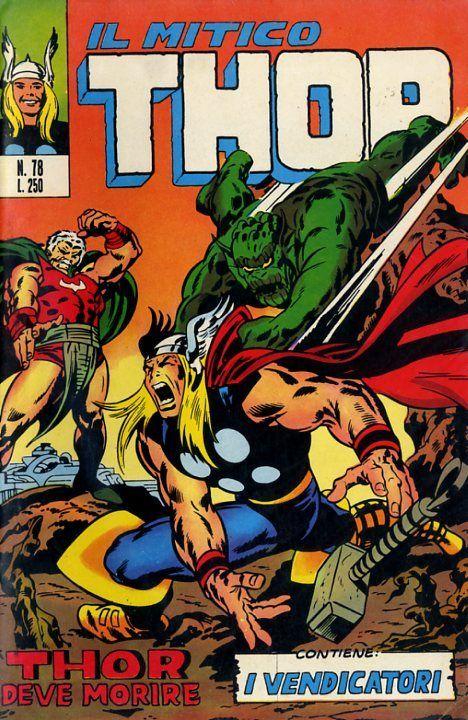 Il Mitico Thor n. 78