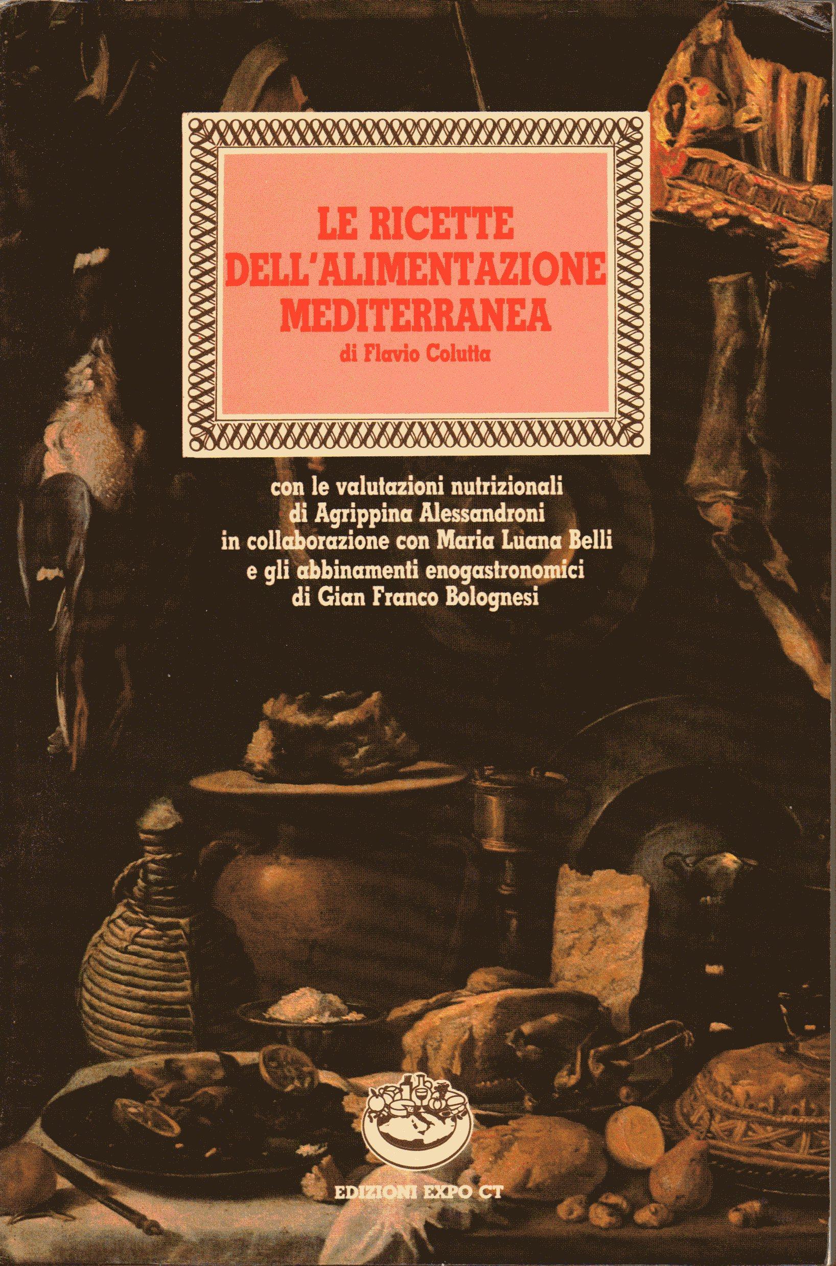 Le ricette dell'alimentazione mediterranea
