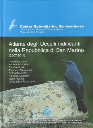 Atlante degli Uccelli nidificanti nella Repubblica di San Marino (2007-2011)